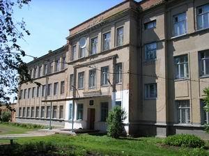 Учебный корпус школы