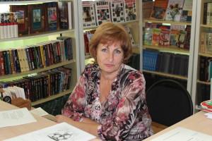 Библиотекарь Гульбина Г.Н.